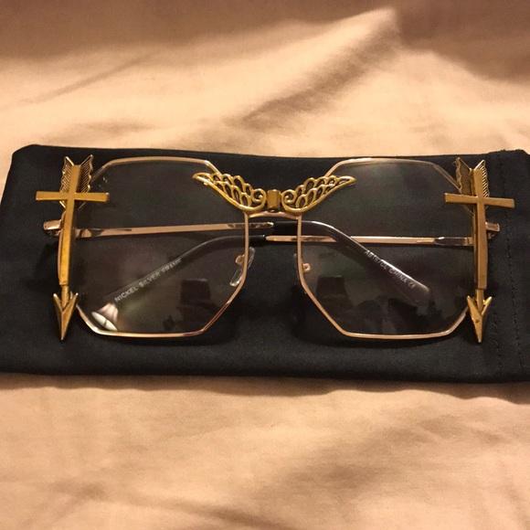 Accessories   Don The Junkman Custom Godly Glasses Frames   Poshmark